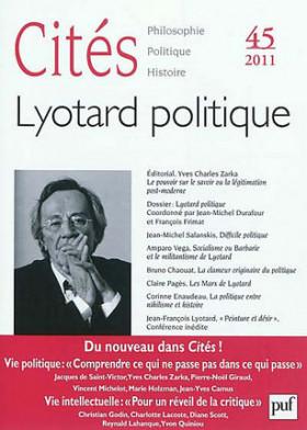 Cités, 2011 N°45