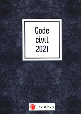Code civil 2021 (jaquette amovible Blue)
