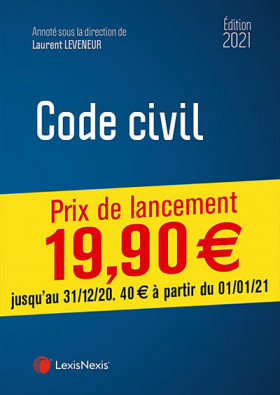 Code civil - Édition 2021