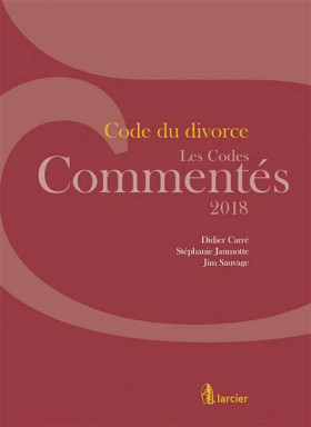 Code du divorce 2018 (livret inclus)