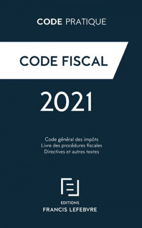 Code fiscal 2021