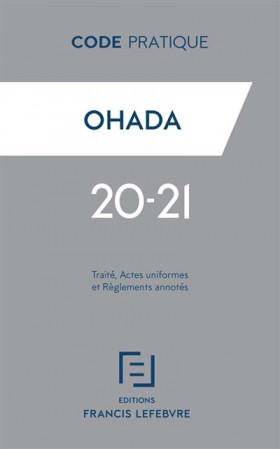 Code pratique OHADA 2020-2021
