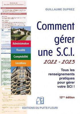 Comment gérer une SCI 2022-2023