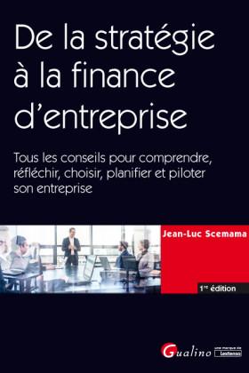 De la stratégie à la finance d'entreprise