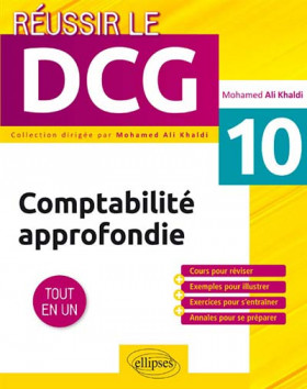 Comptabilité approfondie : UE 10