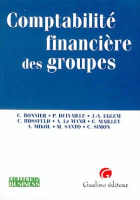 Comptabilité financière des groupes