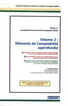 Comptabilité financière & Droit comptable OHADA : éléments de comptabilité approfondie