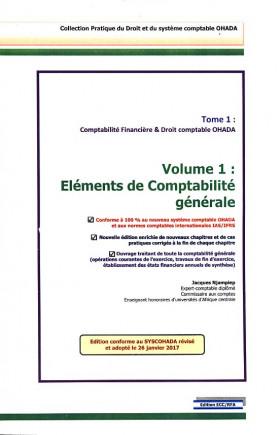 Comptabilité financière & Droit comptable OHADA : éléments de comptabilité générale