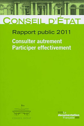 Conseil d'état : rapport public 2011