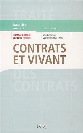 Contrats et vivant