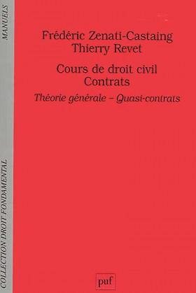 Cours de droit civil - Contrats