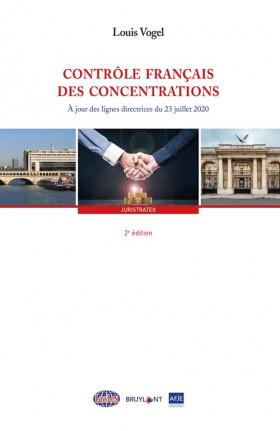Contrôle français des concentrations