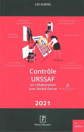 Contrôle URSSAF 2021