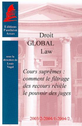 Cours suprêmes : comment le filtrage des recours révèle le pouvoir des juges