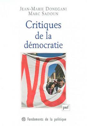 Critiques de la démocratie