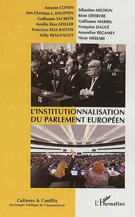 L'institutionnalisation du Parlement européen