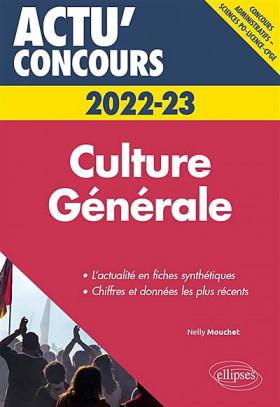 Culture générale 2022-2023