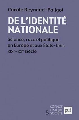 De l'identité nationale