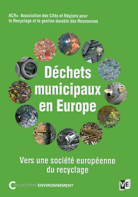 Déchets municipaux en Europe