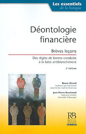 Déontologie financière