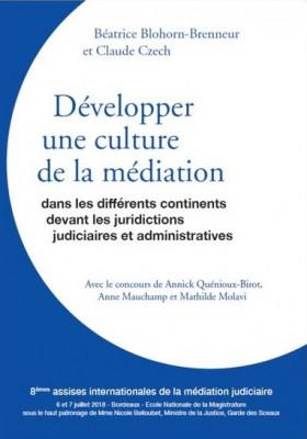 Développer une culture de la médiation