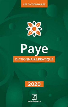 Dictionnaire paye 2020