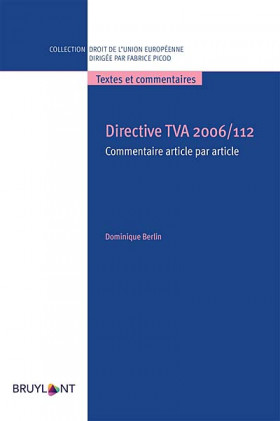 Directive TVA 2006/112
