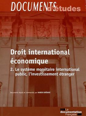 Documents d'études N°3.12