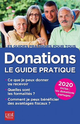 Donations : le guide pratique 2020
