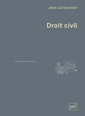 Droit civil, coffret de 2 volumes
