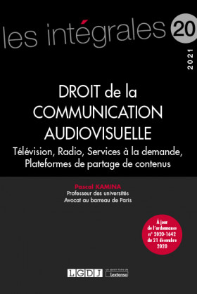 Droit de la communication audiovisuelle