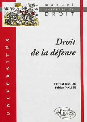 Droit de la défense