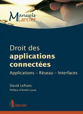 Droit des applications connectées
