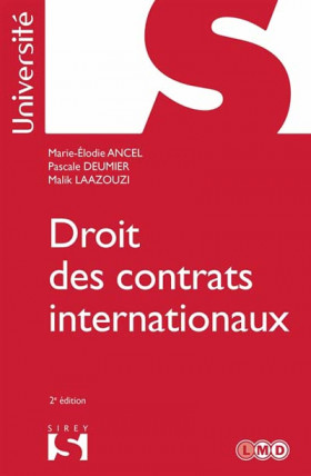 Droit des contrats internationaux