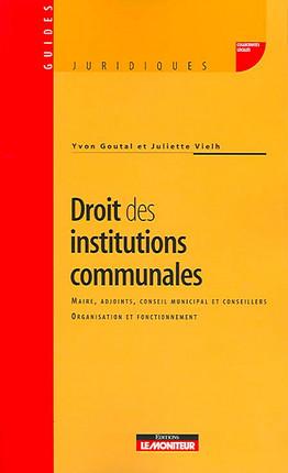 Droit des institutions communales