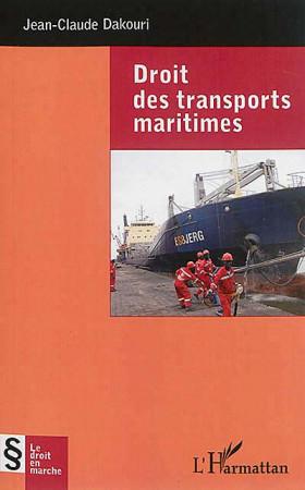 Droit des transports maritimes