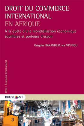 Droit du commerce international en Afrique