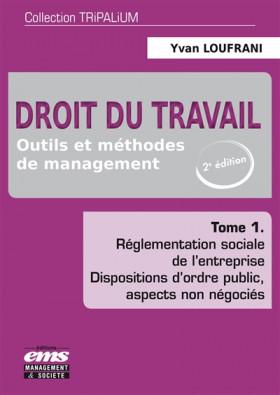 Droit du travail : outils et méthodes de management