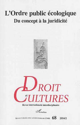 Droit et cultures, 2014/2 N°68