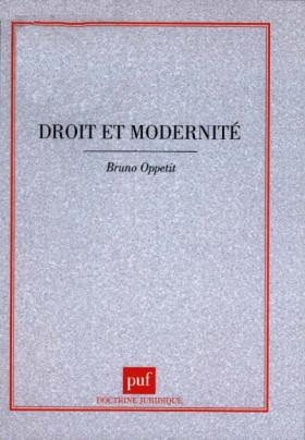 Droit et modernité