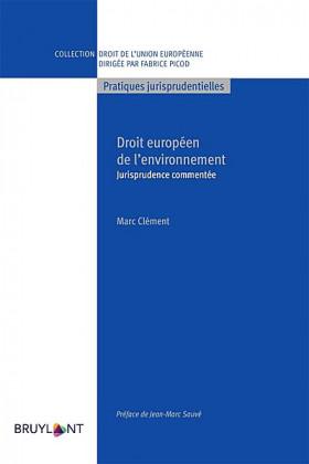 Droit européen de l'environnement