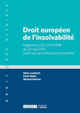 Droit européen de l'insolvabilité