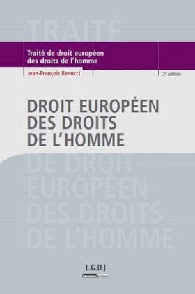 Droit européen des droits de l'homme