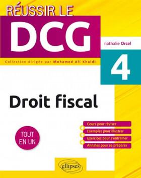 Droit fiscal : UE 4