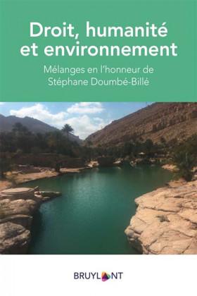 Droit, humanité et environnement