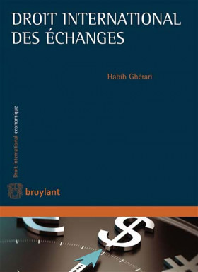 Droit international des échanges