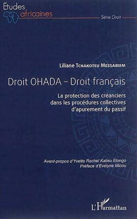 Droit OHADA - Droit français
