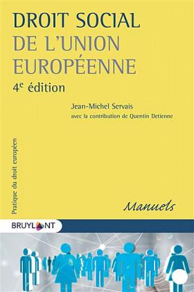 Droit social de l'Union européenne