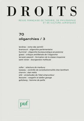 Droits, 2019 N°70