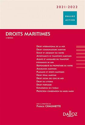 Droits maritimes 2021-2022